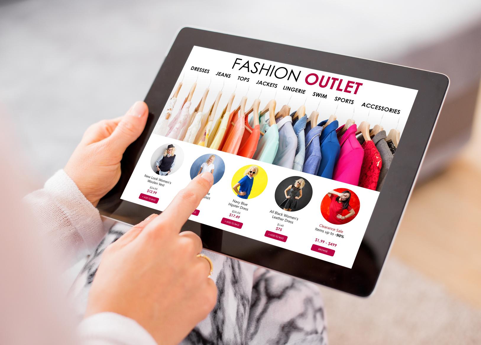 Top e commerce fashion websites Internet Retailer E-Commerce Online Retailing Top
