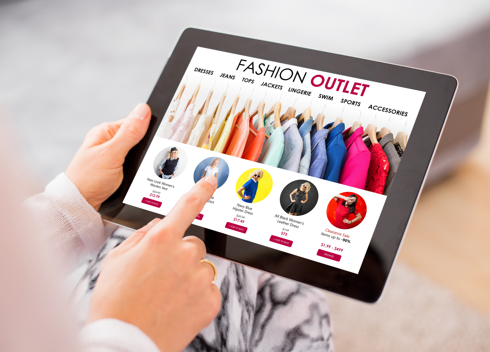 Fashion E Commerce Website