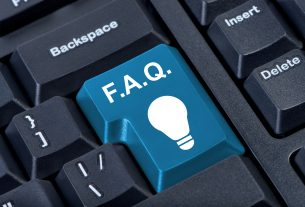 every site needs an FAQ page