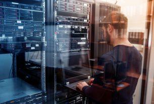 building a server
