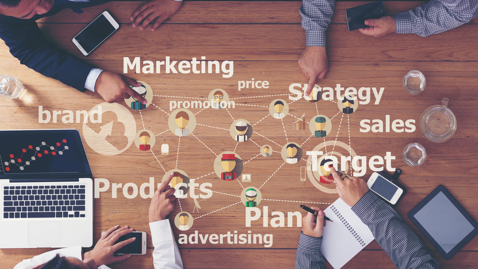 Marketing Strategy Visualized